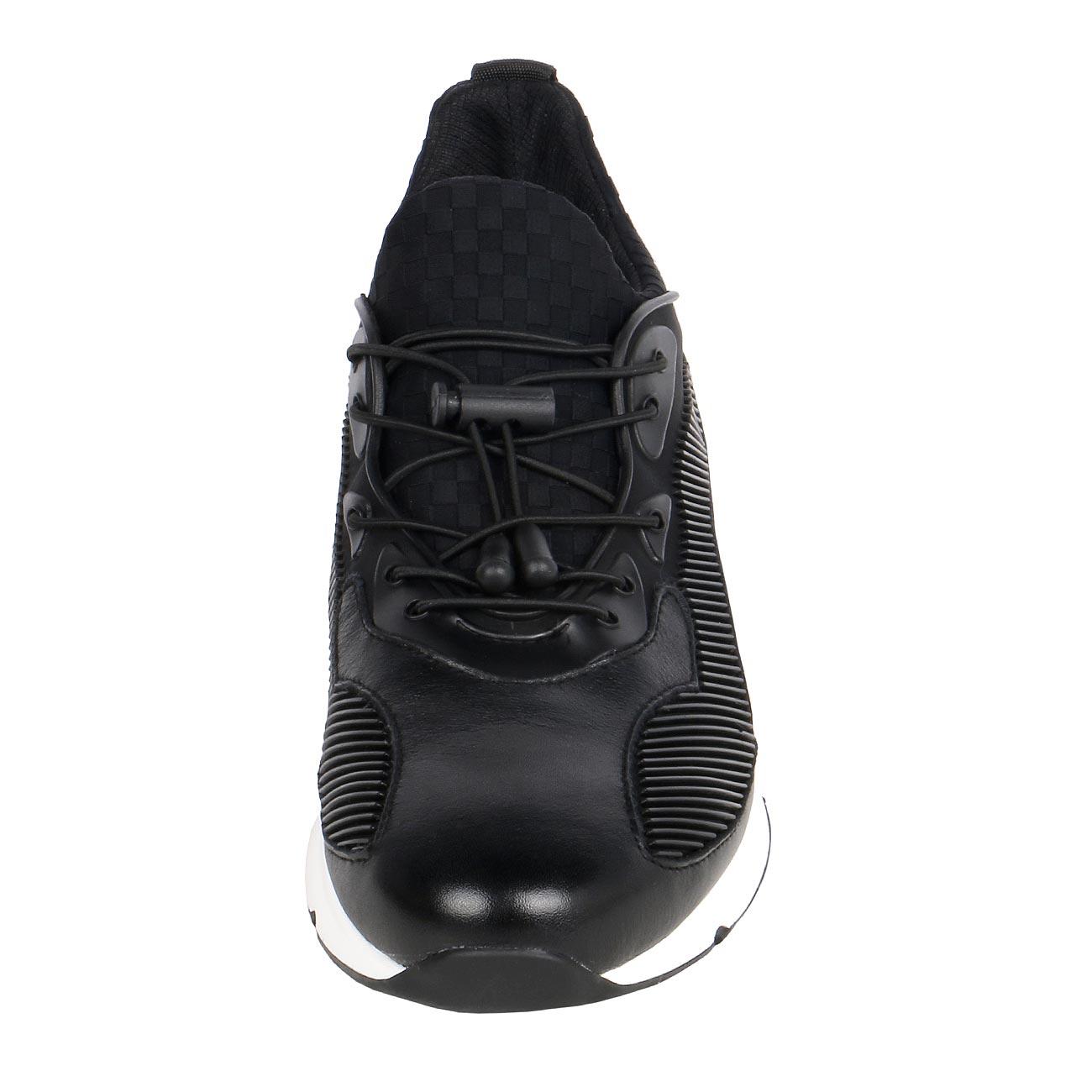 Men's Outdoor Tennis Shoe Adding Height-2