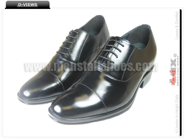 Taller height shoes