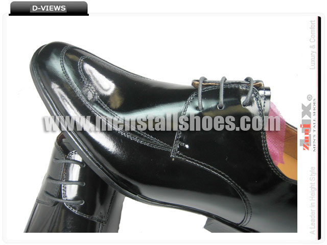 Elevated formal tux dress shoes