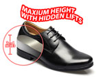 Shoes to grow height