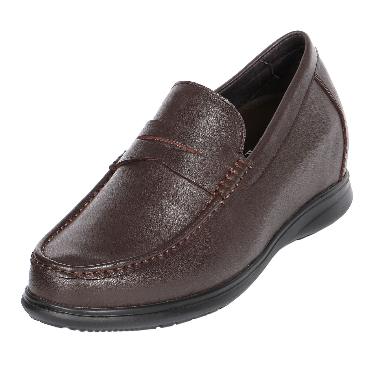 Penny Leather Loafer Moccasin 2.8