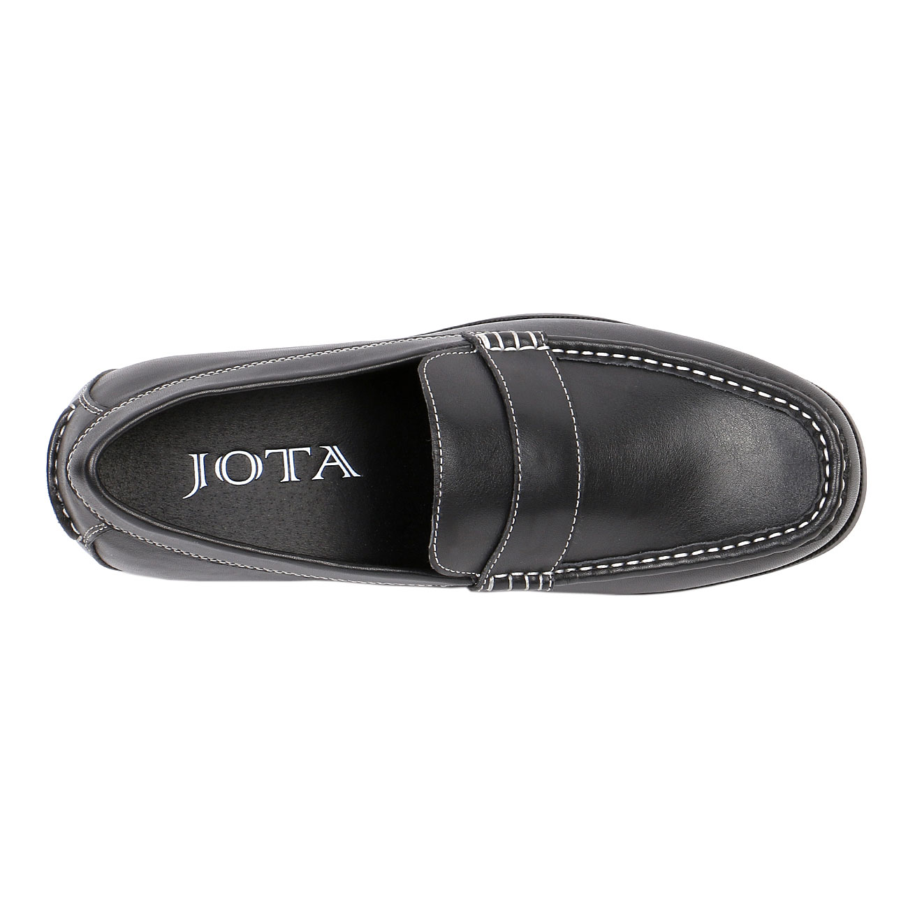 Jota Men's Height Increasing Penny Loafer 2.4