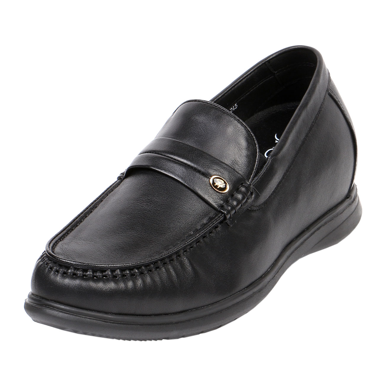 Leather Loafer Moccasin 2.8
