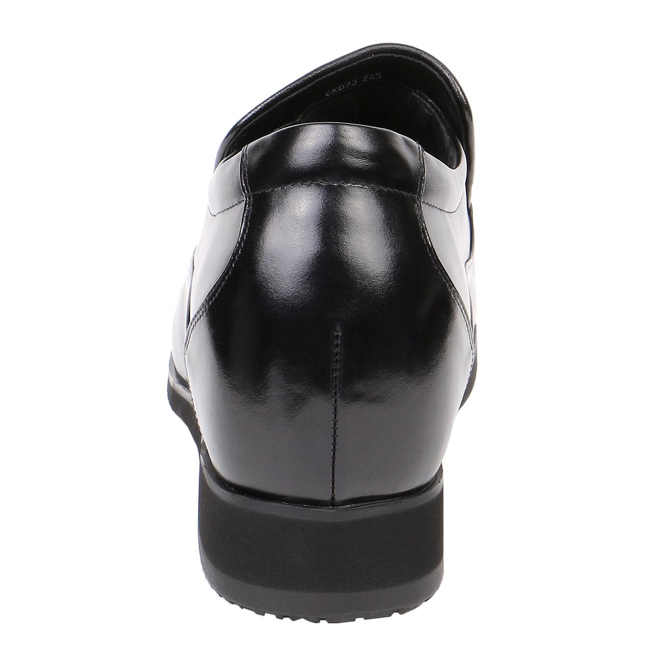 Men's Apron Slip On Loafer Shoe 4