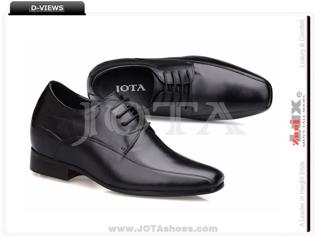 Men taller high heels-front