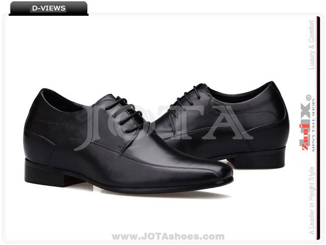Men taller high heels-3d view