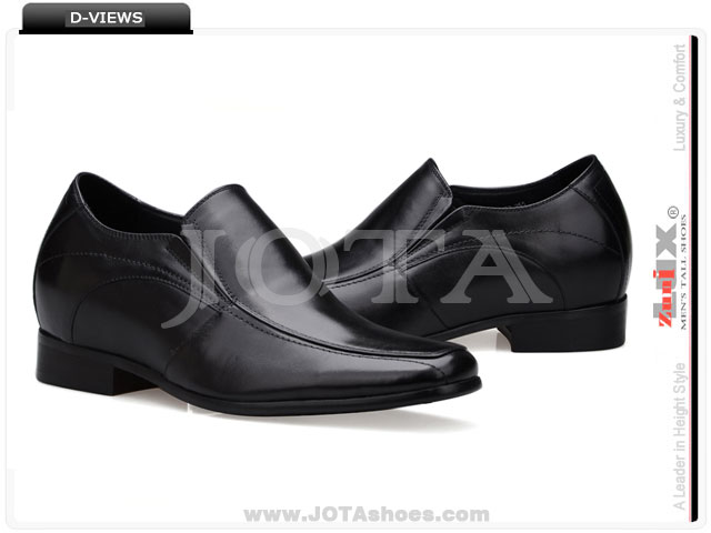 Height heels for men-top