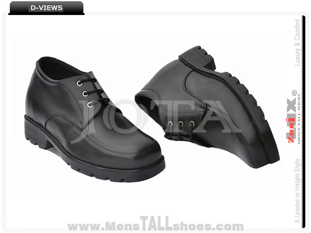 SKD01, Height Increasing Semi Dress Shoes-4